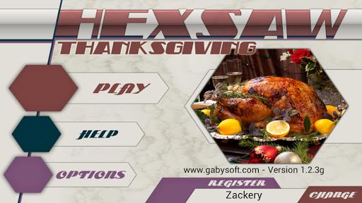 HexSaw - Thanksgiving
