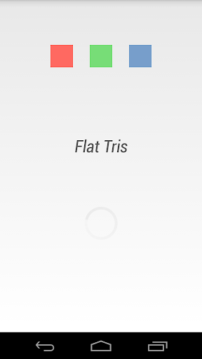 Flat Tris Trial
