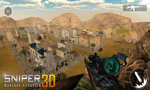 Sniper Warfare Assassin 3D  {cheat|hack|gameplay|apk mod|resources generator} 2
