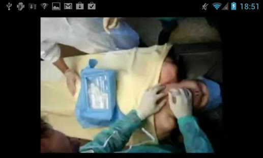 Urgences1Clic– Vignette de la capture d'écran