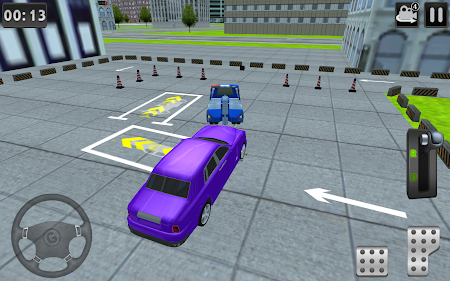 3D Tow Truck Parking Simulator 2.1 screenshot 132371