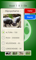 Screenshot of Animal Contest