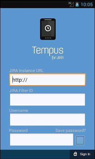 Tempus for JIRA