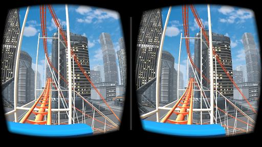 VR Roller Coaster 2.0.7 screenshots 6