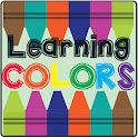 Autism Learning Colors icon