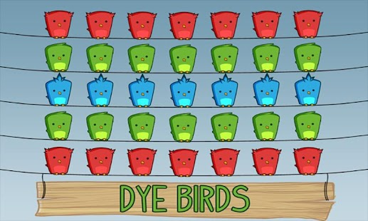 Dye Birds - screenshot thumbnail