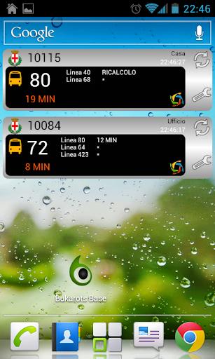 BusMi Lite - ATM Bus MI