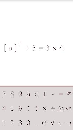 Algebra Helper - Mathilda