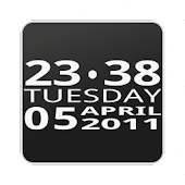 Bigger Clock Widget