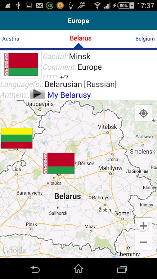 Belarus - Wikipedia