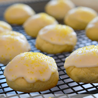 Italian Sugar Cookies