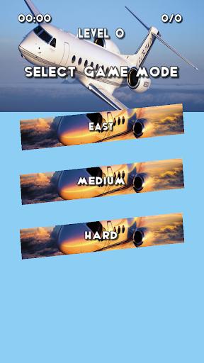 Aircraft Puzzle Games