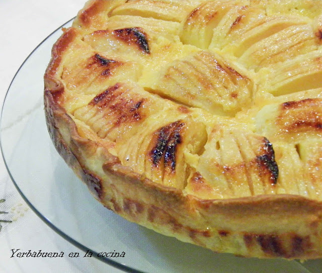 Alsatian Apple Tart Recipe