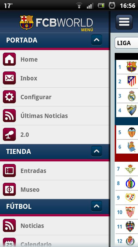 FCB World - screenshot