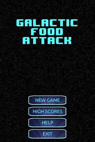 Galactic Food Attack