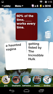 Evil Apples: A Dirty Card Game v1.4.4