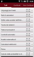 Screenshot of Infostud Mobile