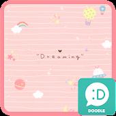 dreaming 카카오톡 테마