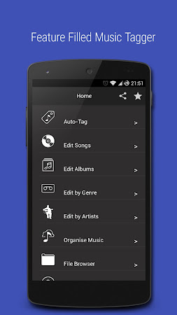 Music Tagger - Tag Editor 1.1.9r screenshot 393715