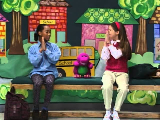 barney lets play school movies amp tv on google play