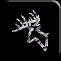 Camo Buck Winter LWP icon