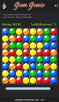 Screenshot of Gem Genie