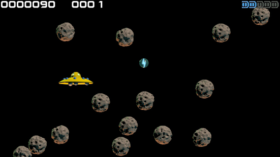 Space Zig-Zag - screenshot thumbnail