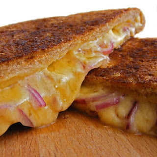 Best Grilled Cheese Sandwich.