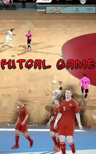 五人制足球遊戲