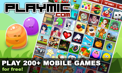 Daily Free Games - playmic.com