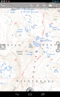 BackCountry Nav DEMO:Topo Maps - screenshot thumbnail