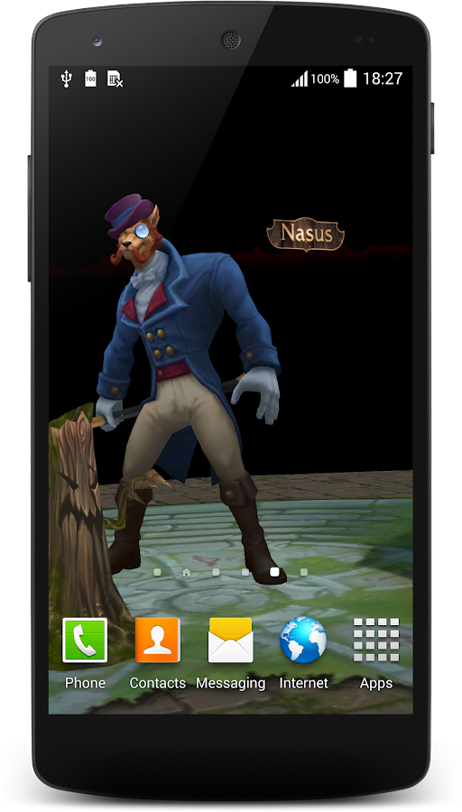 3d lwp n s league of legends android apps on google play