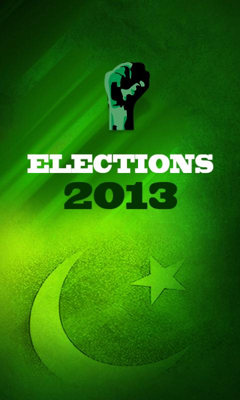 Pakistan Elections 2013 - screenshot