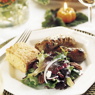 Pastry-Wrapped Sausages Recipe