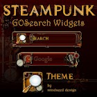 Steampunk GO Search Theme icon