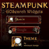 Steampunk GO Search Theme