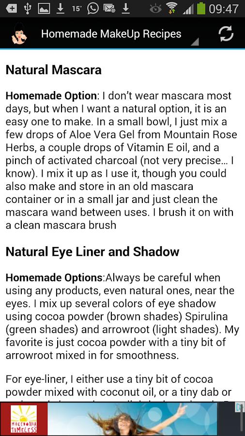 Frugal Beauty & Makeup Guide - screenshot