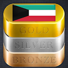 Kuwait Daily Gold Price icon