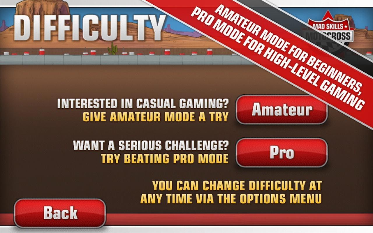 Mad Skills Motocross screenshot #4