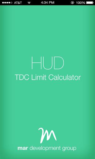 玩財經App|HUD TDC Calculator免費|APP試玩