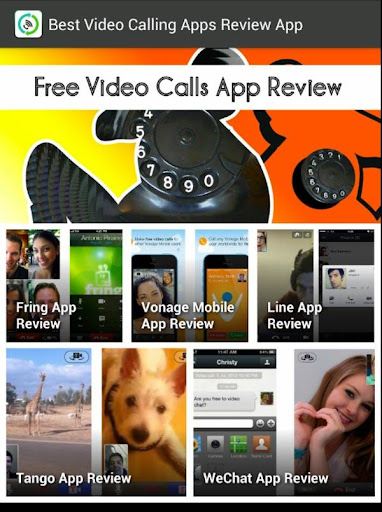 Phone with Video Call Review