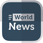 World Breaking News & Videos - Newsfusion icon