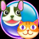 【Cute】bow-mew Reversi logo