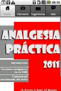 Analgesia Práctica - screenshot thumbnail