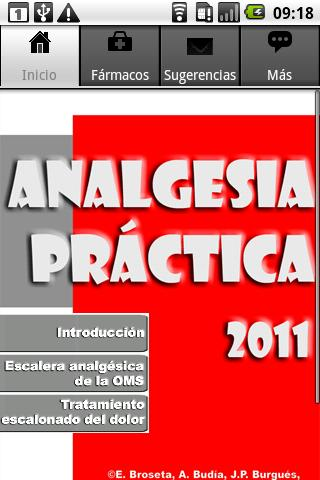 Analgesia Práctica - screenshot