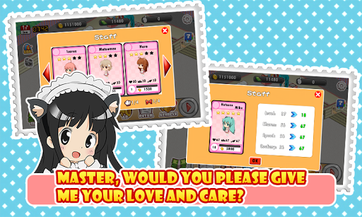 Moe Girl Cafe  screenshots EasyGameCheats.pro 3