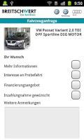 Screenshot of Breitschwert - Das Autohaus