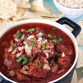 Slow-Cooker Chili Con Carne