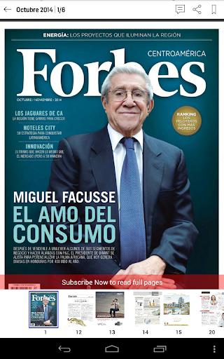 【免費商業App】Forbes Centroamérica-APP點子