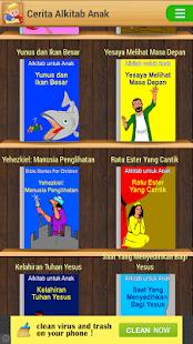Cerita Alkitab Anak - screenshot thumbnail